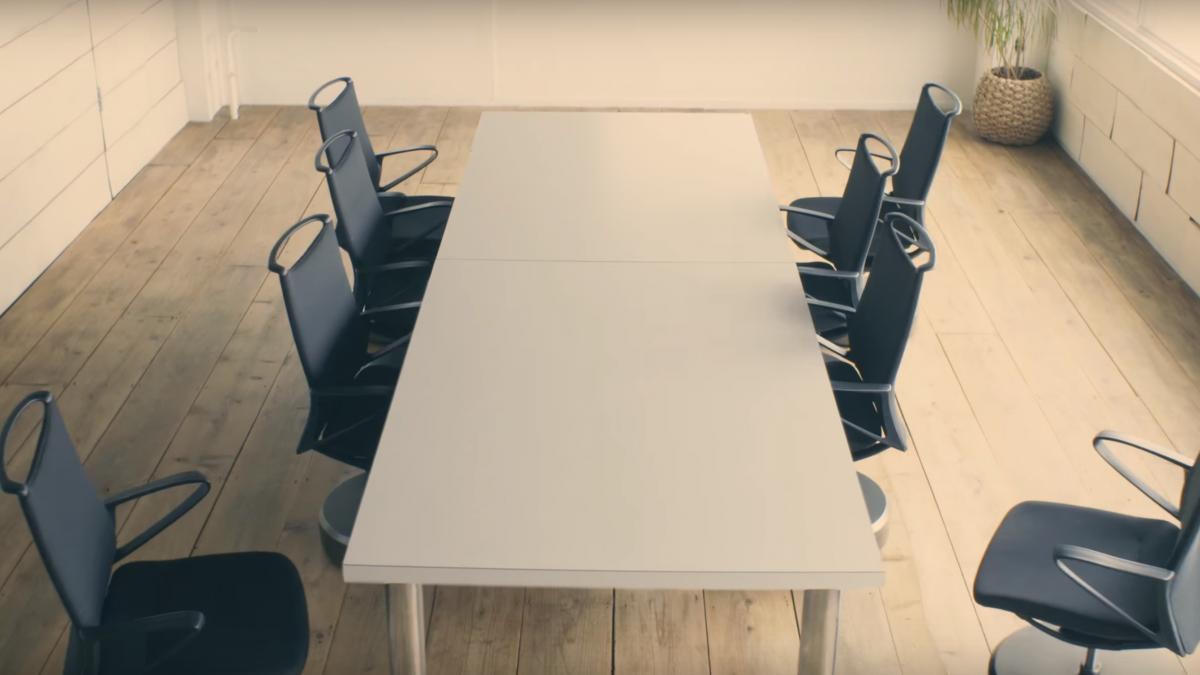 samodzielnie parkujące krzesła